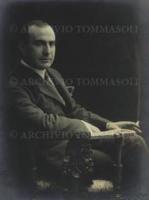 ritratto, 1916